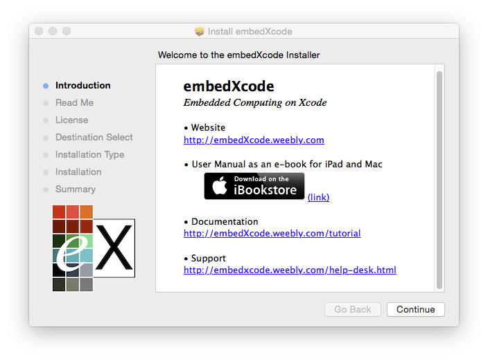 embedwelcome
