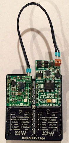 4-20mA Receiver and Transmitter