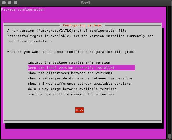 Ubuntu 18 04 on AWS